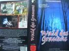 Wald des Grauens ... D. J. Perry  ...  VHS ... FSK 18