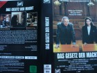 Das Gesetz der Macht ... Gene Hackman ...  VHS