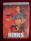 4 DVDs: Private Fetish Kinks NEU + OVP
