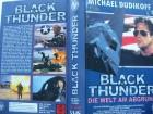 Black Thunder ... Michael Dudikoff ...  VHS ... FSK 18