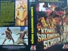 König Salomons Schatz ... David McCallum  ... VHS
