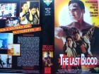 The Last Blood ... Andy Lau, Alan Tam  ... VHS .. FSK 18