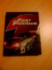 The Fast and The Furious-Blu-ray-Steelbook