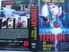 Terror in Beverly Hills ... Frank Stallone ...VHS .. FSK 18