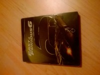 Fast and Furious 6-Blu-ray-Steelbook