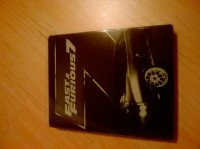 Fast and Furious 7-Blu-ray-Steelbook