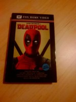 Deadpool-Große Hartbox-Blu-ray+DVD