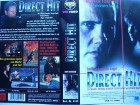 Direct Hit ... William Forsythe  ... VHS ... FSK 18