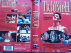 The Triumph ... Aaron Kwok, Carman Lee  ... VHS ... FSK 18
