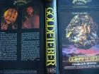 Goldfieber ... Charlton Heston  ... VHS ...  FSK 18
