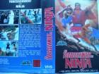 Das Todesschwert der Ninja  ... VHS ... FSK 18
