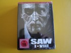 SAW I-VIII - Definitive Collection 8 DVD's NEU OVP