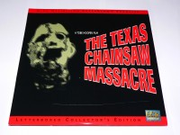 TheTexas Chainsaw Massacre: Coll. Edition Laserdisc