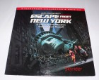 Escape from New York: Collector's Edition - Laserdisc