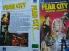 Fear City ... Tom Berenger, Melanie Griffith ... VHS