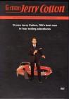 G-man JERRY COTTON 4x DVD Box George Nader Import Deutsch