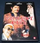 Violent City aka. Brutale Stadt DVD - kein deut.Ton - Uncut