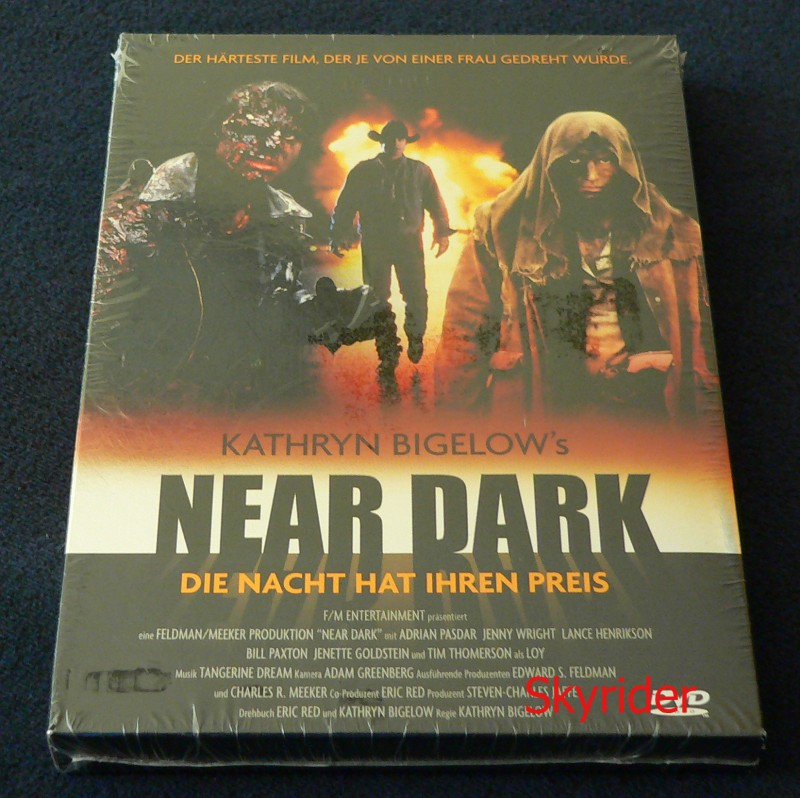 Near Dark DVD - Neu - OVP -