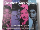 Greatest Jazz Divas - 75 Hits Billie Holiday, R. Clooney