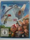 Der 7te Zwerg 3D - Animation sieben Zwerge + der Dornröschen