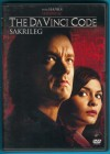 The Da Vinci Code - Sakrileg DVD Tom Hanks, Audrey Tautou sg