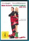 Mein Schatz, unsere Familie und ich DVD Vince Vaughn s. g. Z
