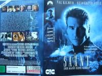 The Saint - Der Mann ohne Namen ... Val Kilmer ...VHS