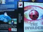 The Invader ... Ben Cross, Daniel Baldwin ...VHS ... FSK 18