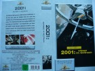 2001 Odyssee im Weltraum ... Gary Lockwood ...  VHS