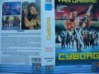 Cyborg ... Jean Claude van Damme  ...  VHS