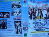 Die Römische Kanone ... Leslie Nielsen  ...  VHS