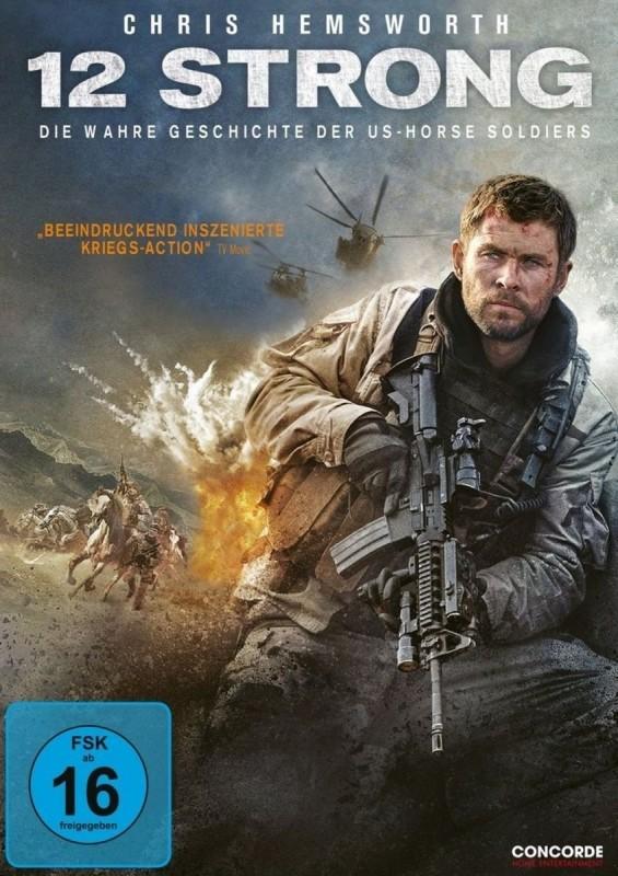 12 Strong ( Chris Hemsworth ) ( Neu 2018 )