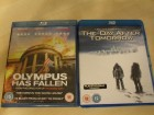 Olympus has fallen / The day after tomorrow Blu Rays UK