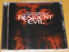 Resident Evil OST Soundtrack-CD