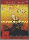 The Hills Have Eyes - Teil 1+2+3 -UNCUT- Wes Craven - Krass