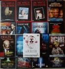 17 Horror-Filme auf DVD/Konvolut/Sammlung