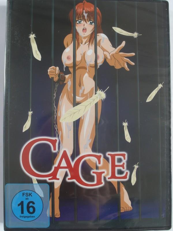Cage - Schulden und kein Geld für die Miete - Erotik Hentai