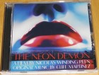The Neon Demon Cliff Martinez OST Soundtrack-CD
