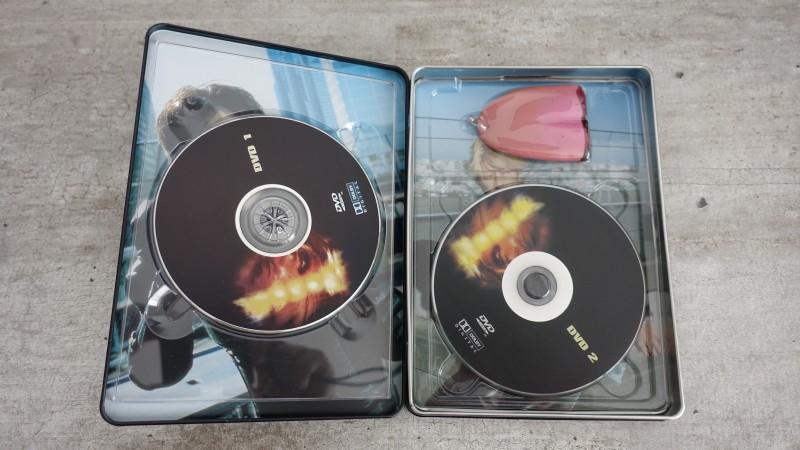 ICHI THE KILLER - Raptor 2 DVD Limited TinBox - TOP