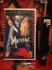 Maniac UNCUT -------Astro---------VHS