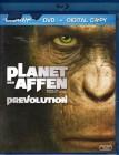 PLANET DER AFFEN PREVOLUTION Blu-ray + DVD Top SciFi Prequel