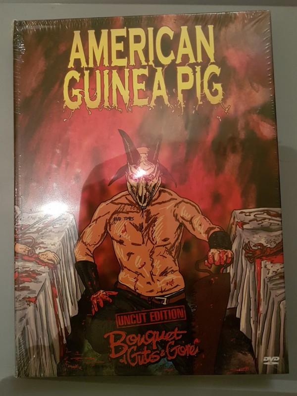American Guinea Pig - Mediabook - Cover D -
