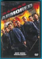 Armored DVD Matt Dillon, Jean Reno NEUWERTIG