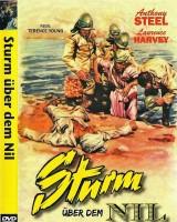 STURM ÜBER DEM NIL Anthony Steel - 1955 -