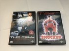 Shocker + The Cell DVD Amarays