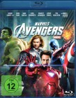 THE AVENGERS Blu-ray MARVEL Superhelden Iron Man Hulk Thor