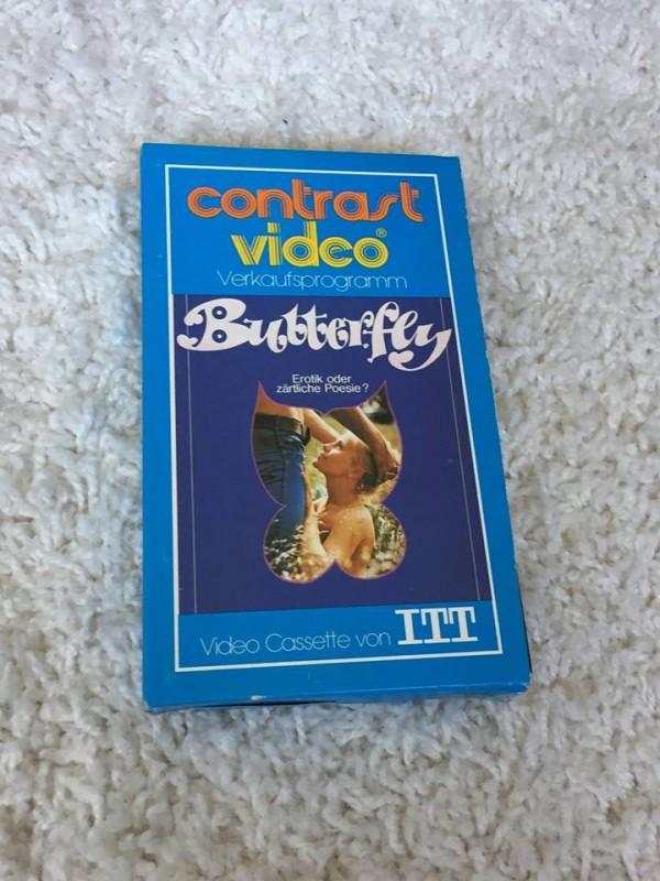 Butterfly  Itt Pappbox RAR