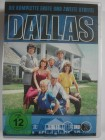 Dallas - Staffel 1 + 2 - Patrick Duffy, Larry Hagman, Tilton