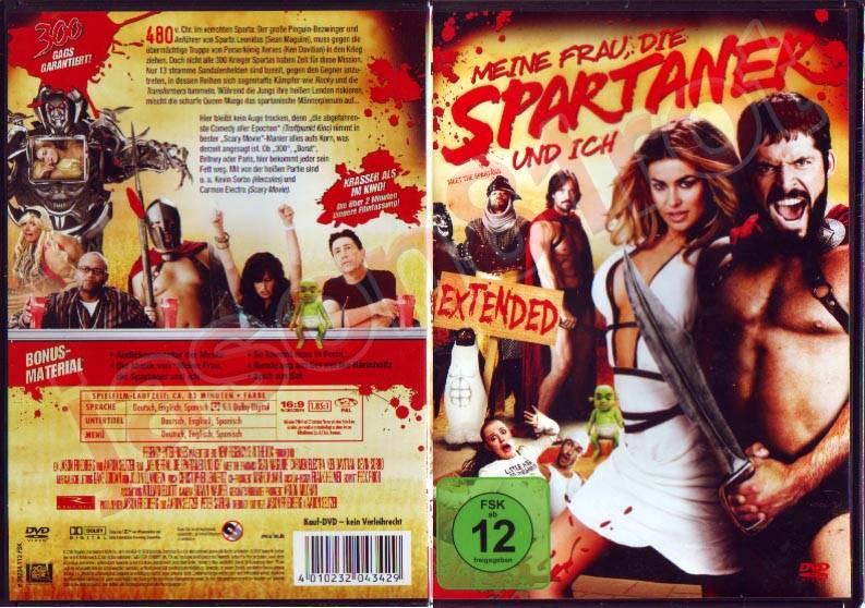 Meine Frau, die Spartaner und ich - Extended Edition / OVP