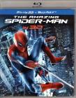 THE AMAZING SPIDER-MAN Blu-ray 3D Marvel Superhelden Action